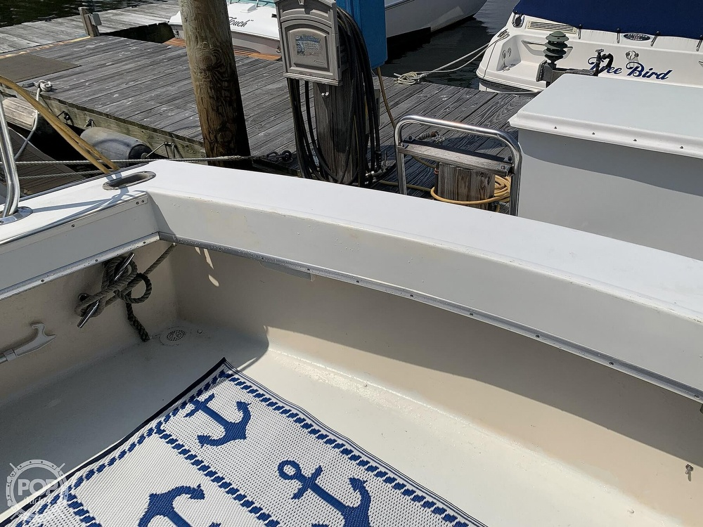 1969 Hatteras boat for sale, model of the boat is 41 Sportfish & Image # 37 of 40