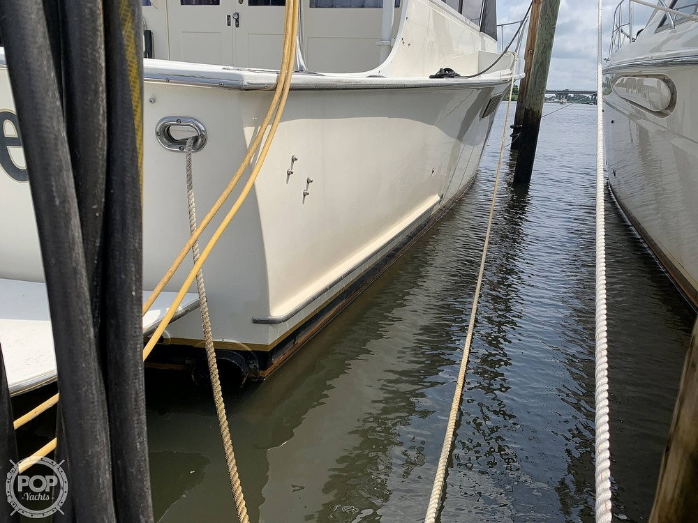 1969 Hatteras boat for sale, model of the boat is 41 Sportfish & Image # 16 of 40