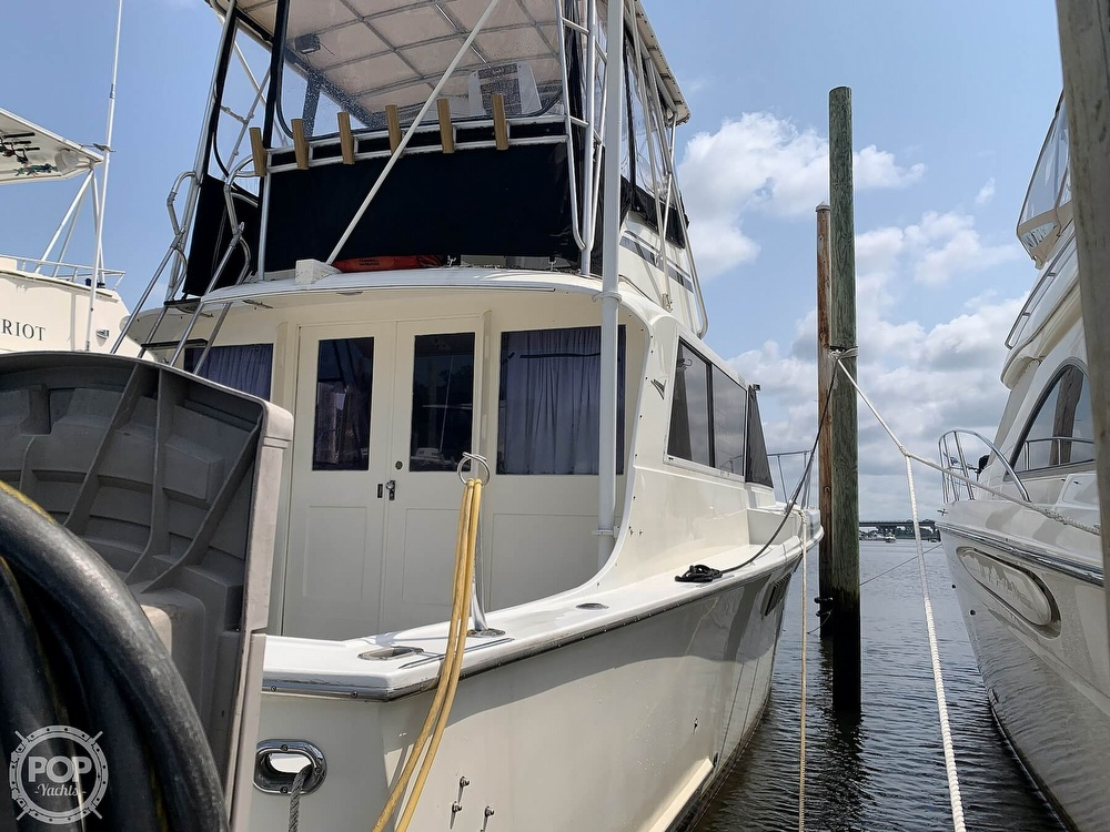 1969 Hatteras boat for sale, model of the boat is 41 Sportfish & Image # 17 of 40