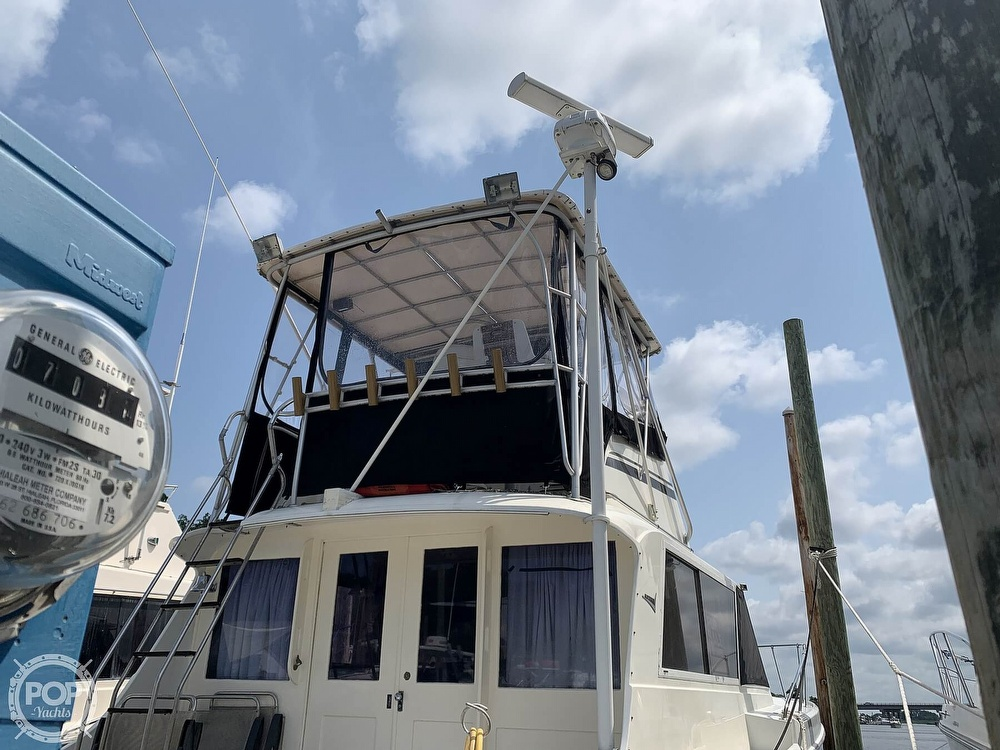 1969 Hatteras boat for sale, model of the boat is 41 Sportfish & Image # 18 of 40