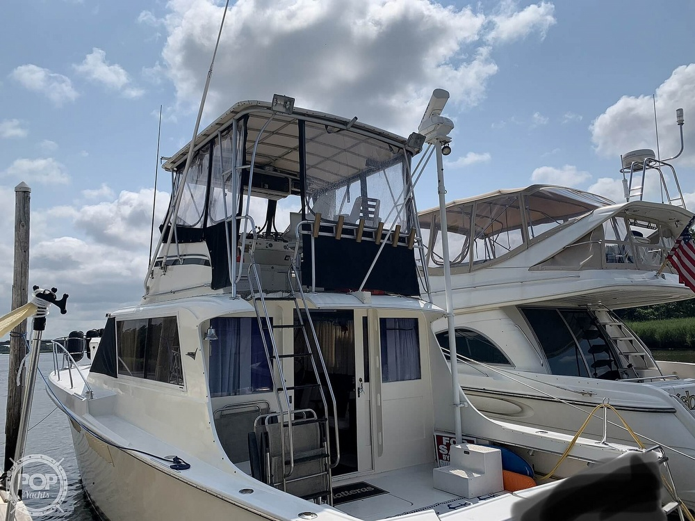 1969 Hatteras boat for sale, model of the boat is 41 Sportfish & Image # 2 of 40