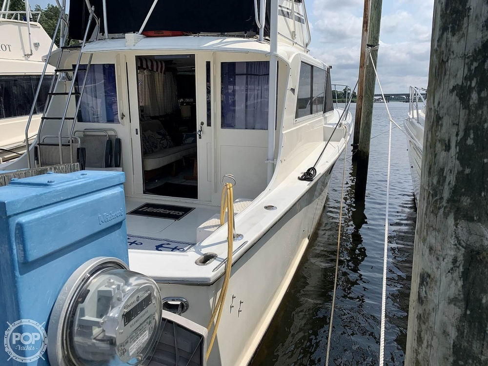 1969 Hatteras boat for sale, model of the boat is 41 Sportfish & Image # 7 of 40