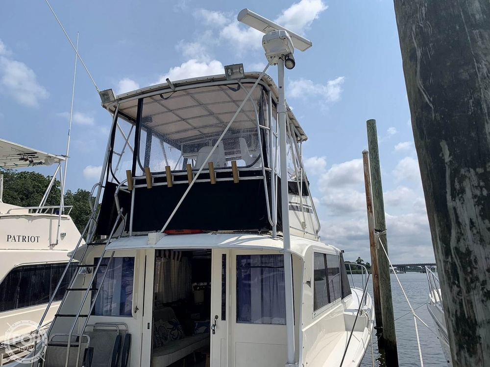 1969 Hatteras boat for sale, model of the boat is 41 Sportfish & Image # 9 of 40