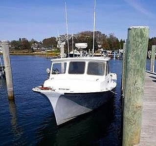 1981 JC boat for sale, model of the boat is 31 & Image # 2 of 7