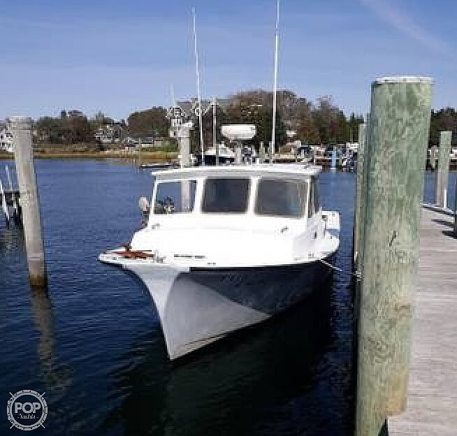 1981 JC boat for sale, model of the boat is 31 & Image # 6 of 7