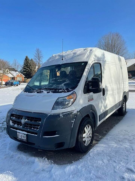 2014 Promaster High Roof 1500 - #$LI_INDEX