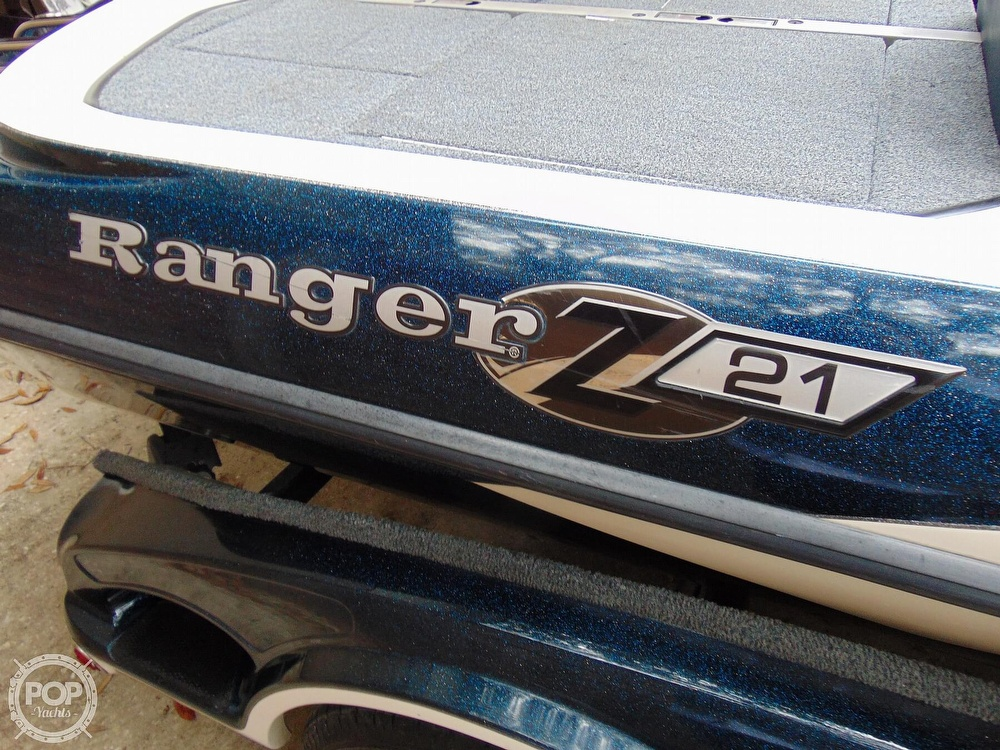 2005 Ranger Boats boat for sale, model of the boat is Z21 Comanche & Image # 12 of 40