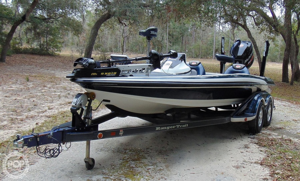 2005 Ranger Boats boat for sale, model of the boat is Z21 Comanche & Image # 36 of 40