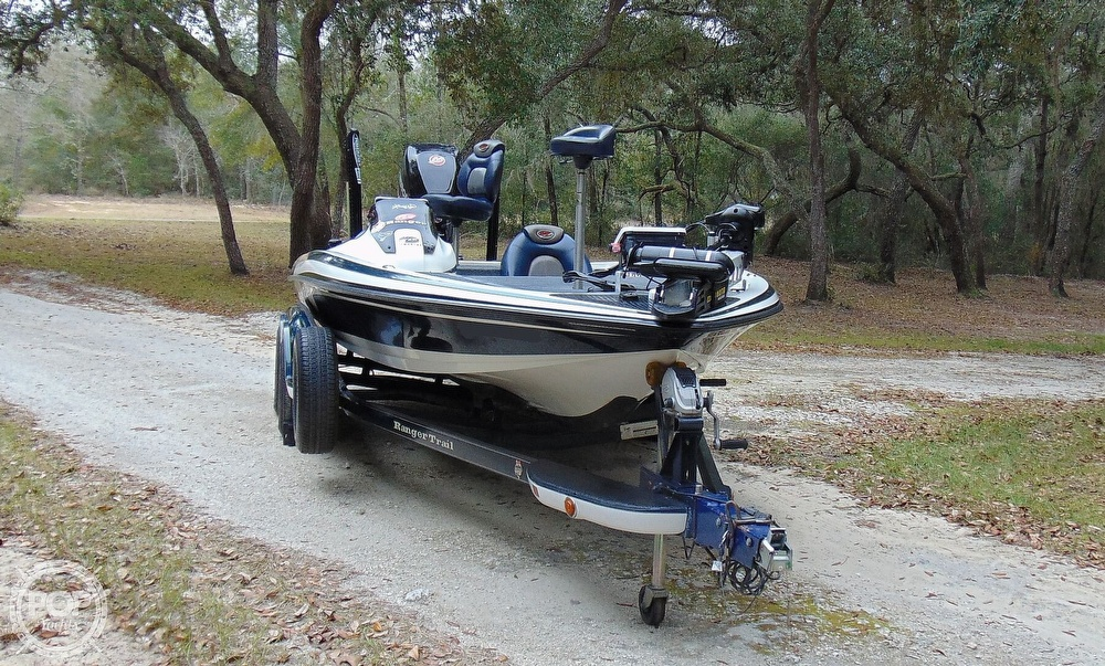 2005 Ranger Boats boat for sale, model of the boat is Z21 Comanche & Image # 37 of 40