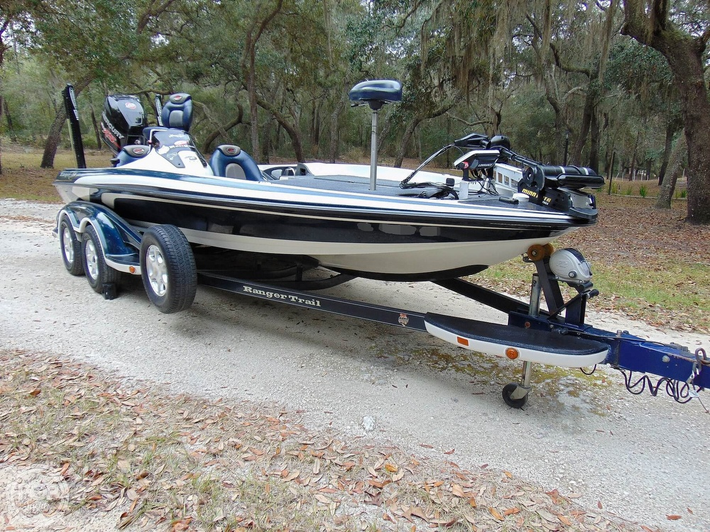 2005 Ranger Boats boat for sale, model of the boat is Z21 Comanche & Image # 39 of 40