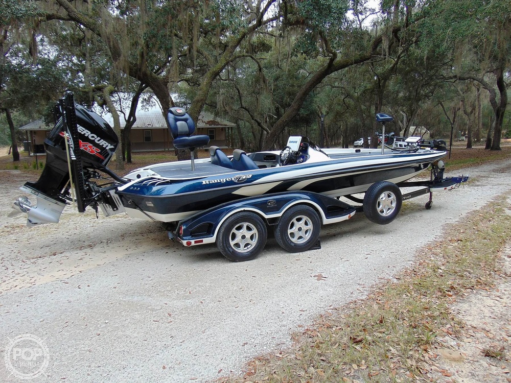 2005 Ranger Boats boat for sale, model of the boat is Z21 Comanche & Image # 40 of 40