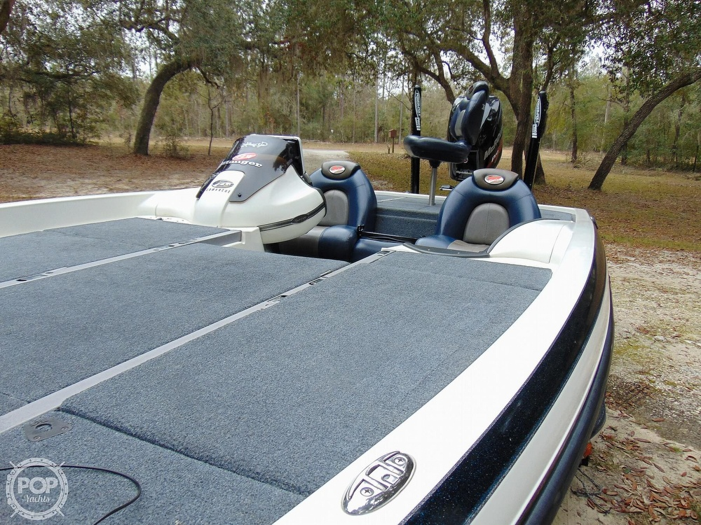2005 Ranger Boats boat for sale, model of the boat is Z21 Comanche & Image # 9 of 40