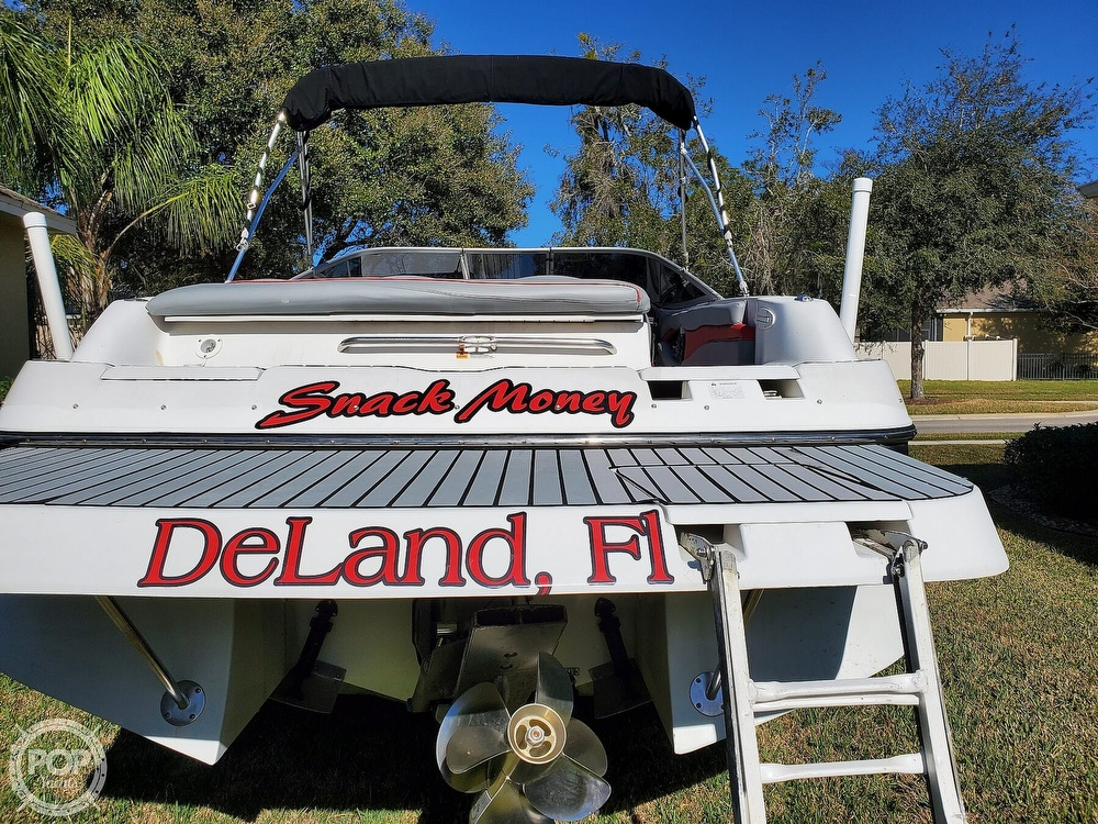 2001 Four Winns boat for sale, model of the boat is 260 Horizon & Image # 5 of 40