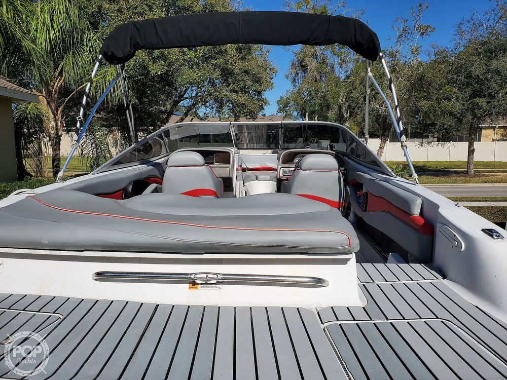 2001 Four Winns boat for sale, model of the boat is 260 Horizon & Image # 6 of 40