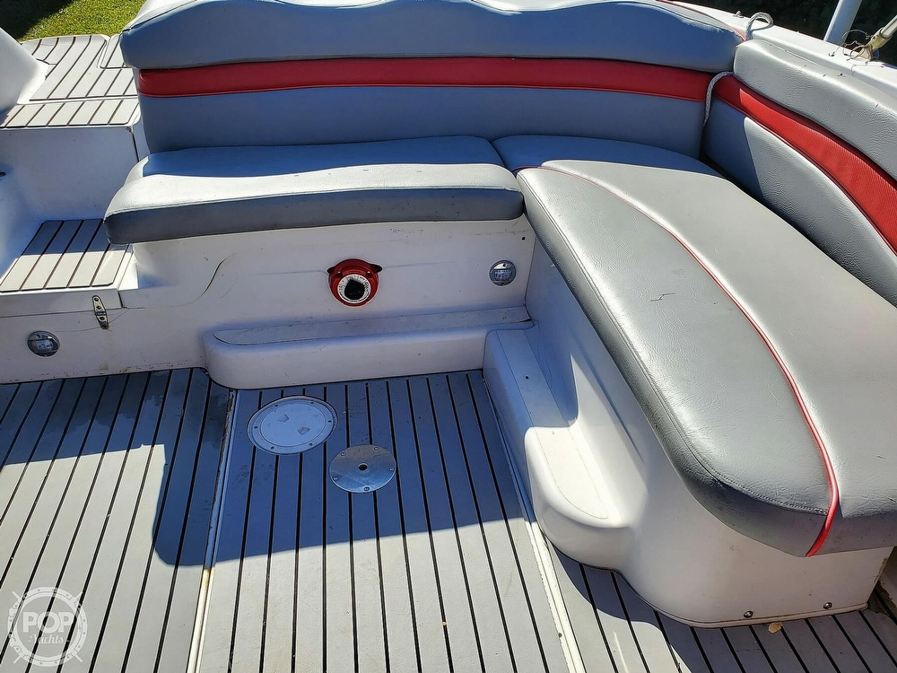 2001 Four Winns boat for sale, model of the boat is 260 Horizon & Image # 19 of 40