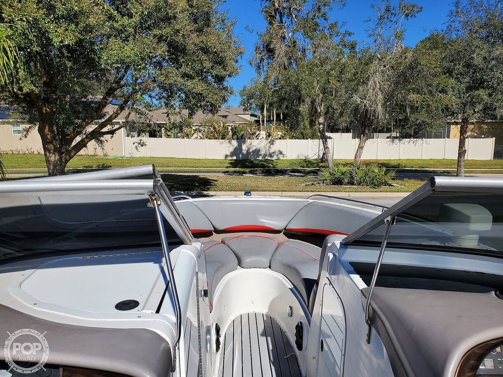2001 Four Winns boat for sale, model of the boat is 260 Horizon & Image # 34 of 40