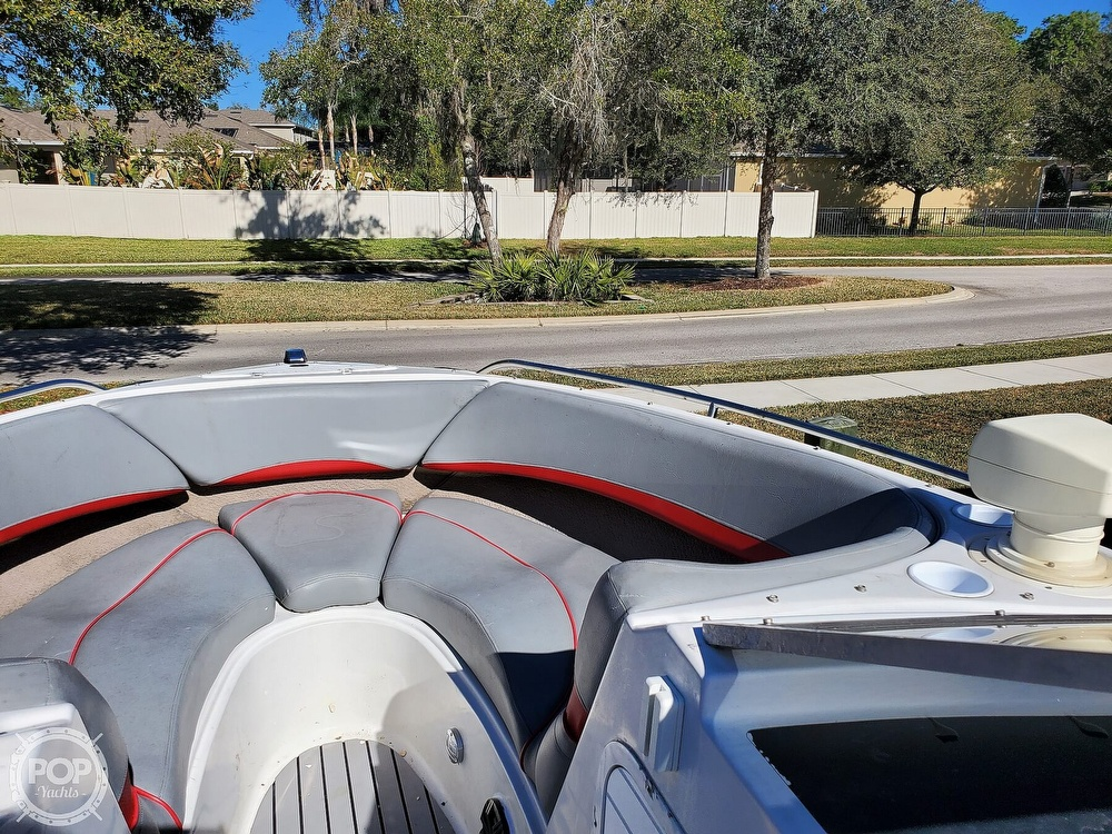 2001 Four Winns boat for sale, model of the boat is 260 Horizon & Image # 35 of 40