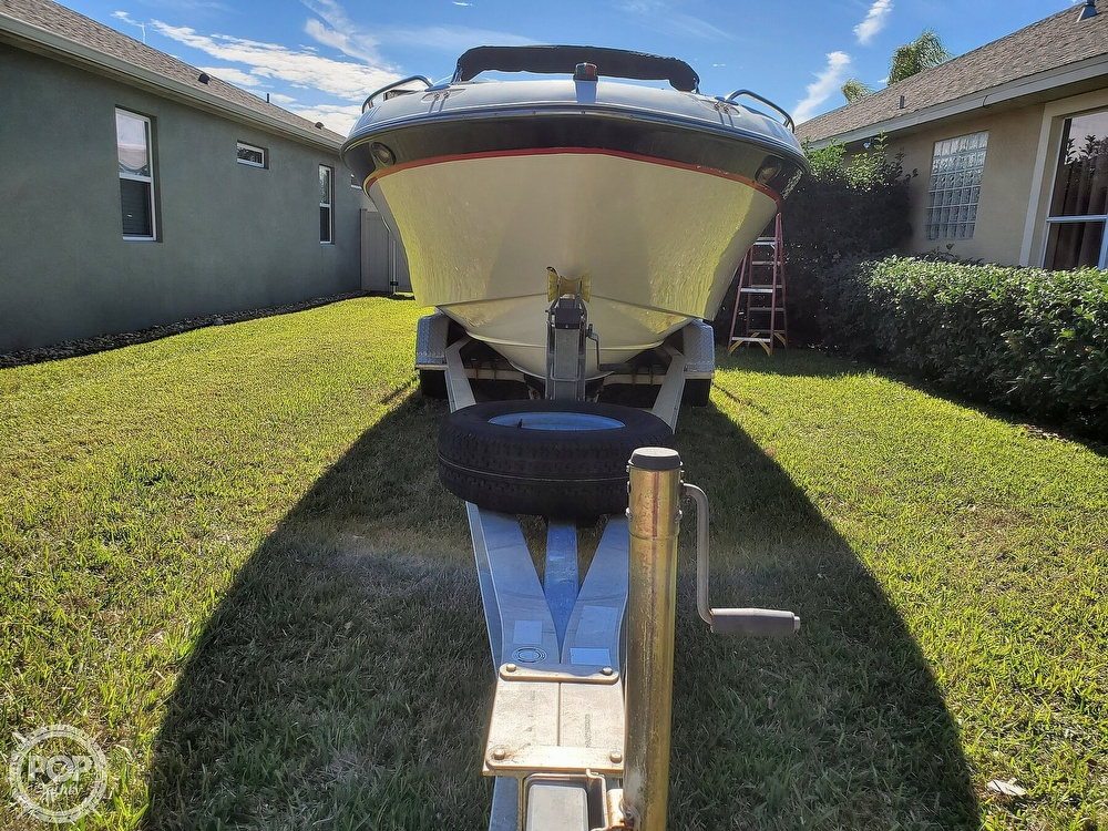 2001 Four Winns boat for sale, model of the boat is 260 Horizon & Image # 3 of 40