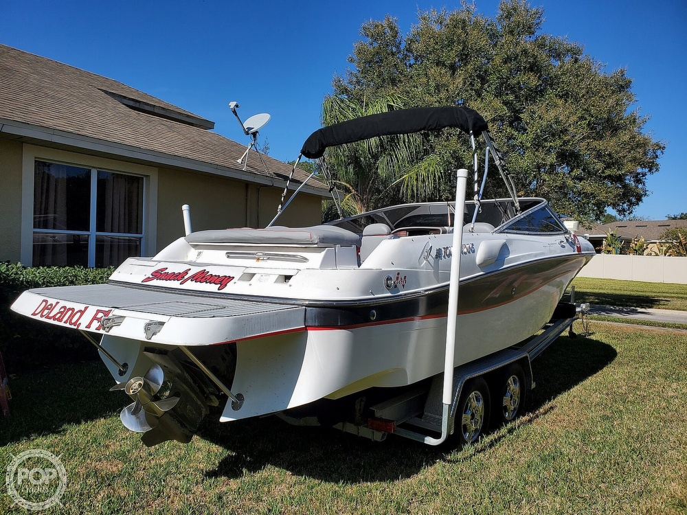 2001 Four Winns boat for sale, model of the boat is 260 Horizon & Image # 4 of 40