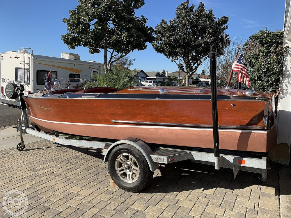 1938 Chris Craft boat for sale, model of the boat is 823 & Image # 6 of 40