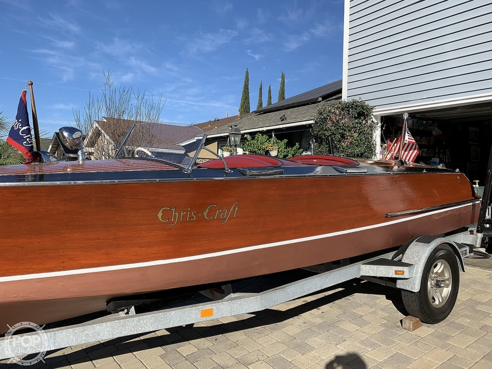 1938 Chris Craft boat for sale, model of the boat is 823 & Image # 5 of 40