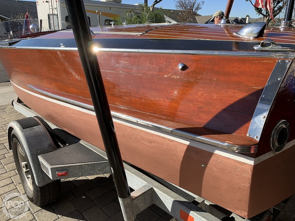 1938 Chris Craft boat for sale, model of the boat is 823 & Image # 9 of 40