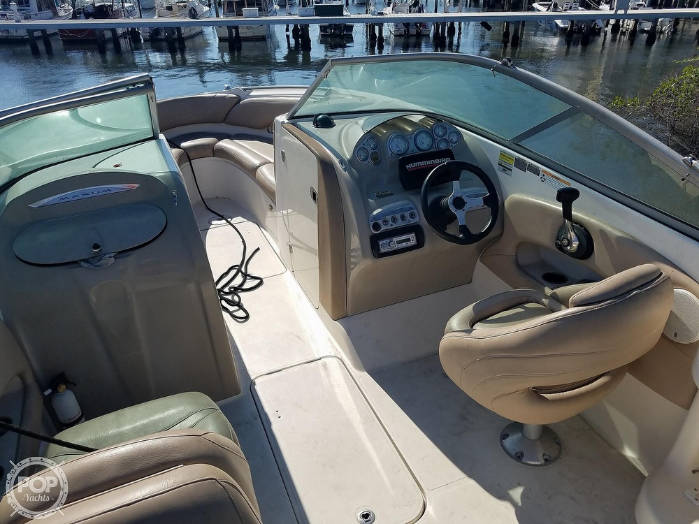2007 Maxum boat for sale, model of the boat is 2400 SR3 & Image # 3 of 40