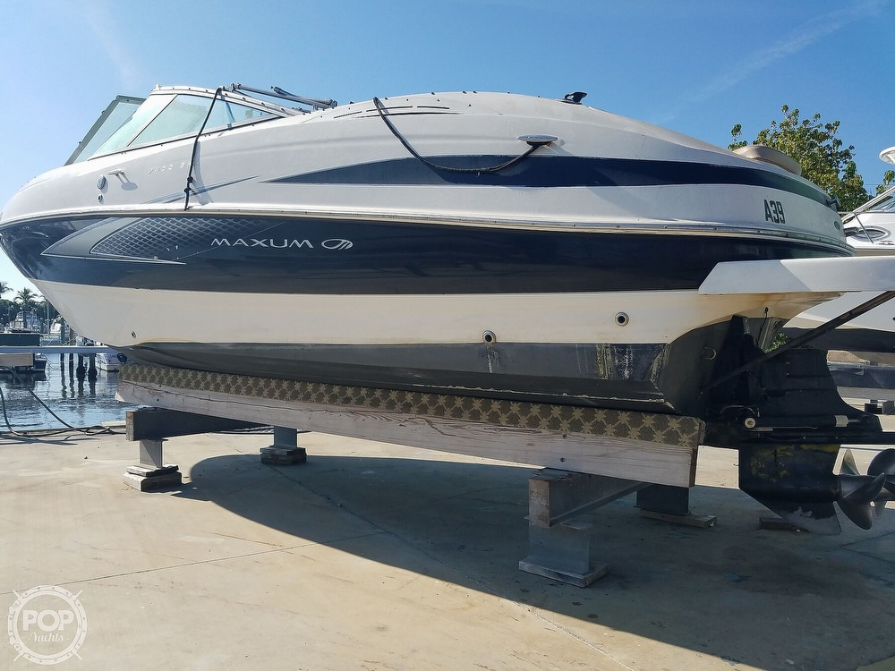 2007 Maxum boat for sale, model of the boat is 2400 SR3 & Image # 2 of 40