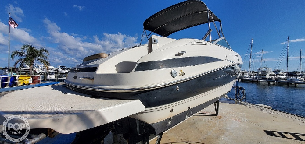 2007 Maxum boat for sale, model of the boat is 2400 SR3 & Image # 14 of 40