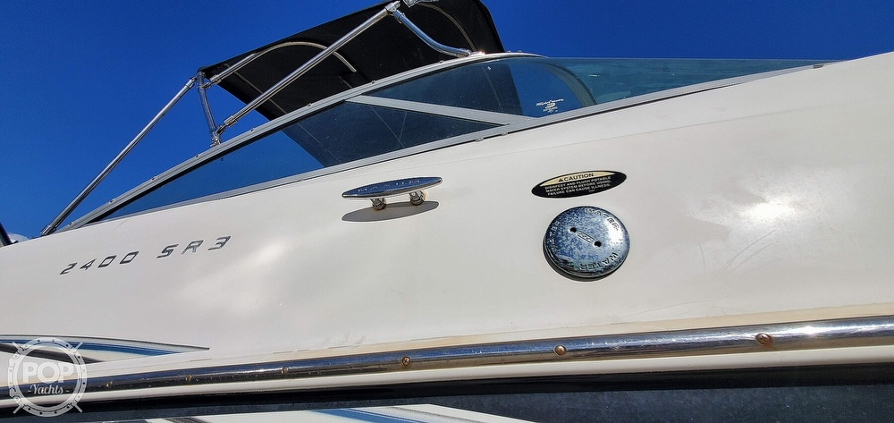 2007 Maxum boat for sale, model of the boat is 2400 SR3 & Image # 24 of 40