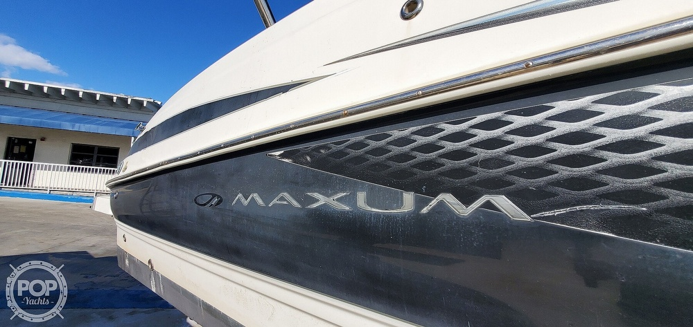 2007 Maxum boat for sale, model of the boat is 2400 SR3 & Image # 25 of 40