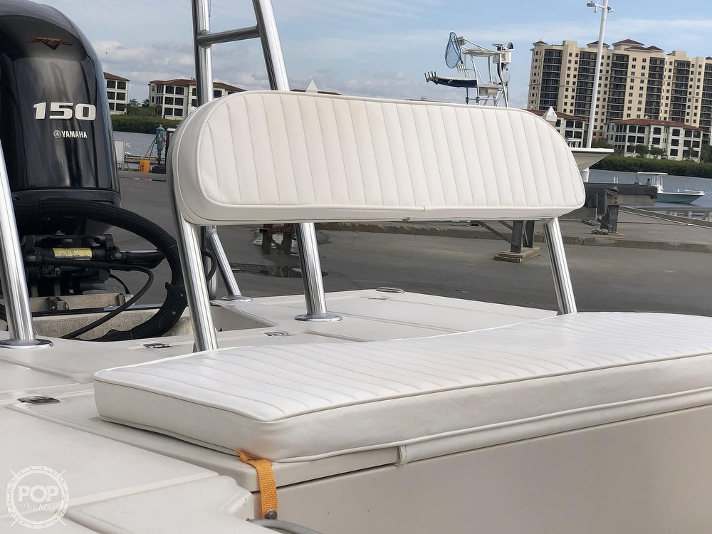 2000 Hewes boat for sale, model of the boat is Red fisher 19 & Image # 8 of 40