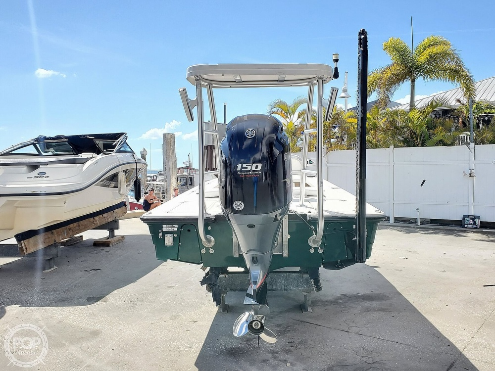 2000 Hewes boat for sale, model of the boat is Red fisher 19 & Image # 9 of 40