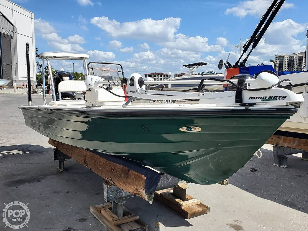 2000 Hewes boat for sale, model of the boat is Red fisher 19 & Image # 17 of 40