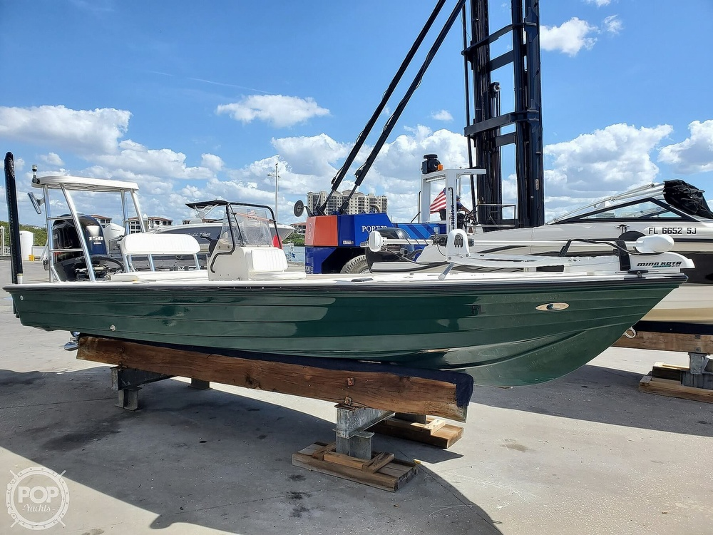 2000 Hewes boat for sale, model of the boat is Red fisher 19 & Image # 18 of 40