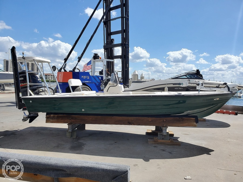 2000 Hewes boat for sale, model of the boat is Red fisher 19 & Image # 19 of 40