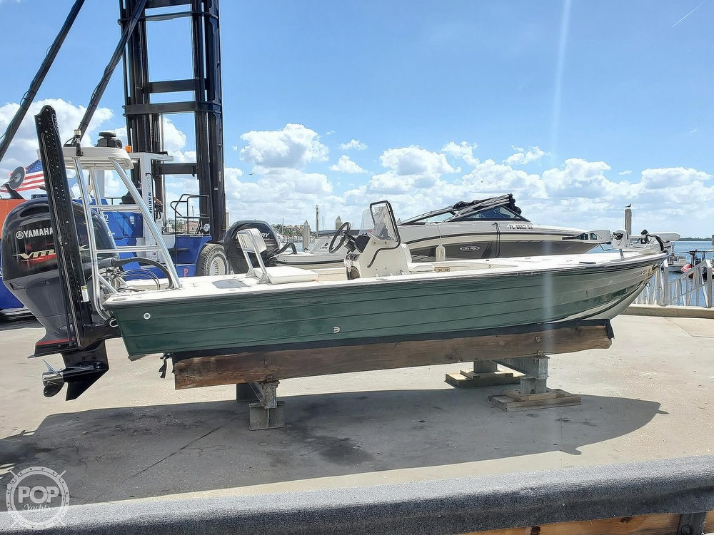 2000 Hewes boat for sale, model of the boat is Red fisher 19 & Image # 27 of 40