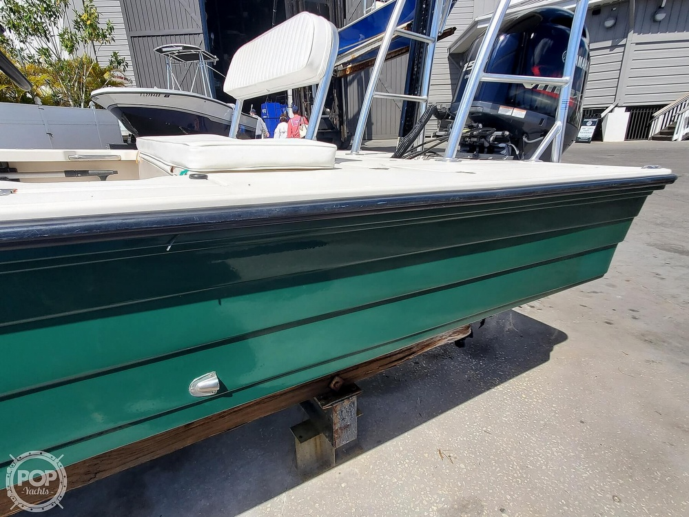 2000 Hewes boat for sale, model of the boat is Red fisher 19 & Image # 31 of 40