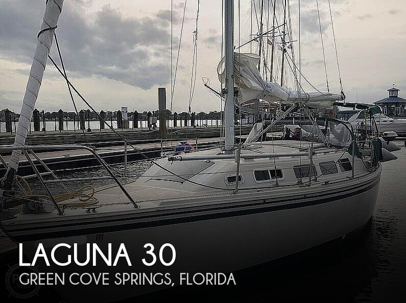 1985 Laguna boat for sale, model of the boat is 30 & Image # 1 of 40