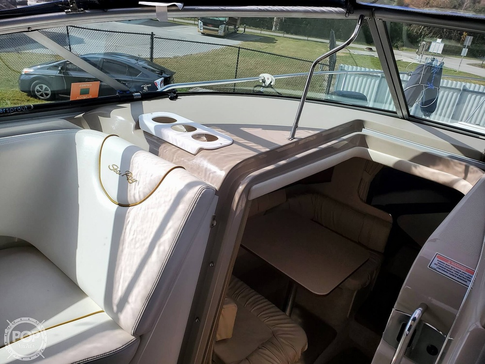 2003 Sea Ray boat for sale, model of the boat is 280 Sundancer & Image # 7 of 40