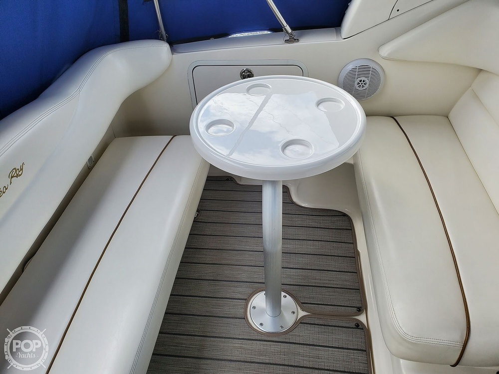 2003 Sea Ray boat for sale, model of the boat is 280 Sundancer & Image # 39 of 40
