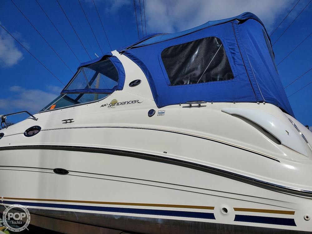 2003 Sea Ray boat for sale, model of the boat is 280 Sundancer & Image # 2 of 40