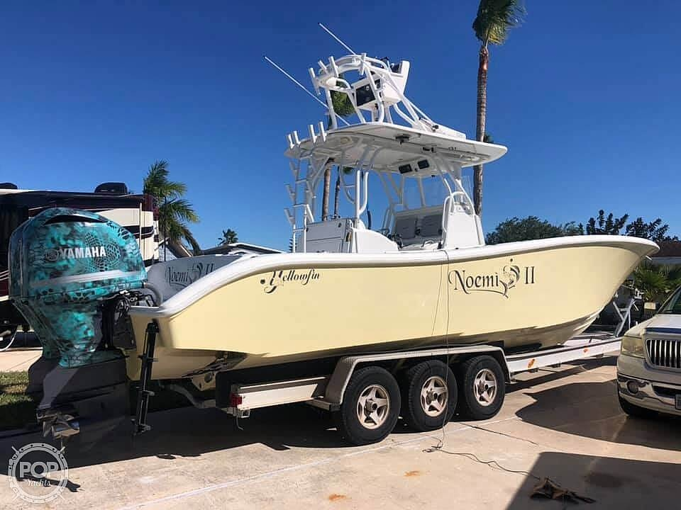 2009 Yellowfin boat for sale, model of the boat is 34 Offshore & Image # 2 of 40