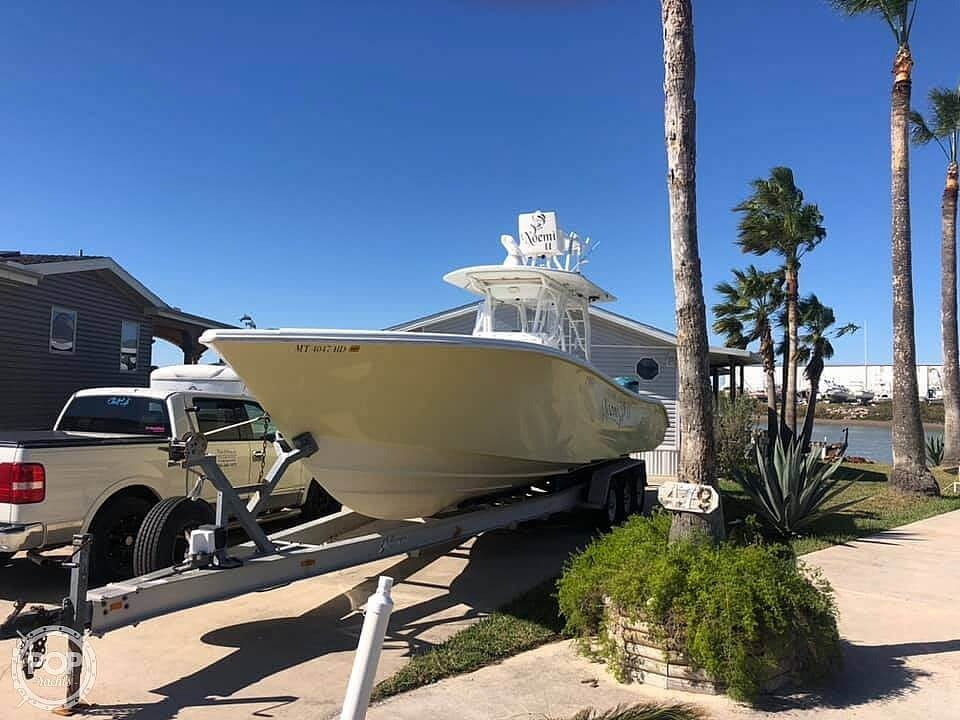 2009 Yellowfin boat for sale, model of the boat is 34 Offshore & Image # 3 of 40