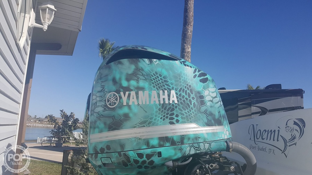 2009 Yellowfin boat for sale, model of the boat is 34 Offshore & Image # 27 of 40