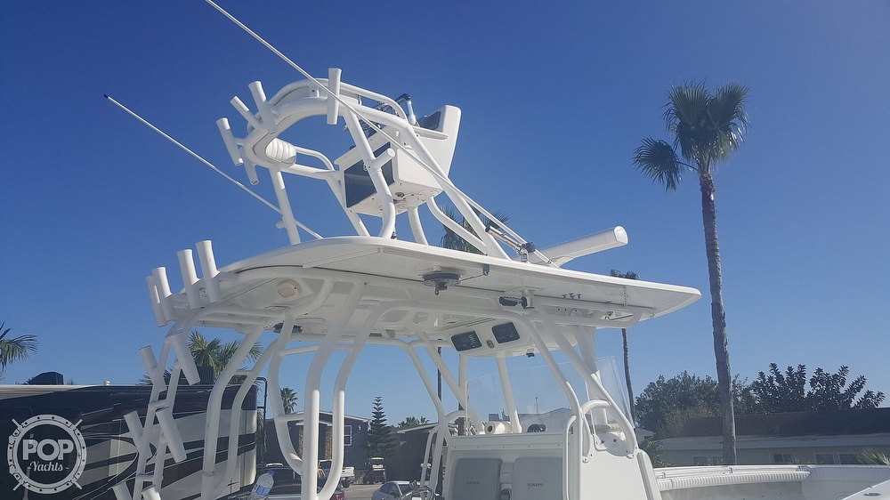 2009 Yellowfin boat for sale, model of the boat is 34 Offshore & Image # 4 of 40