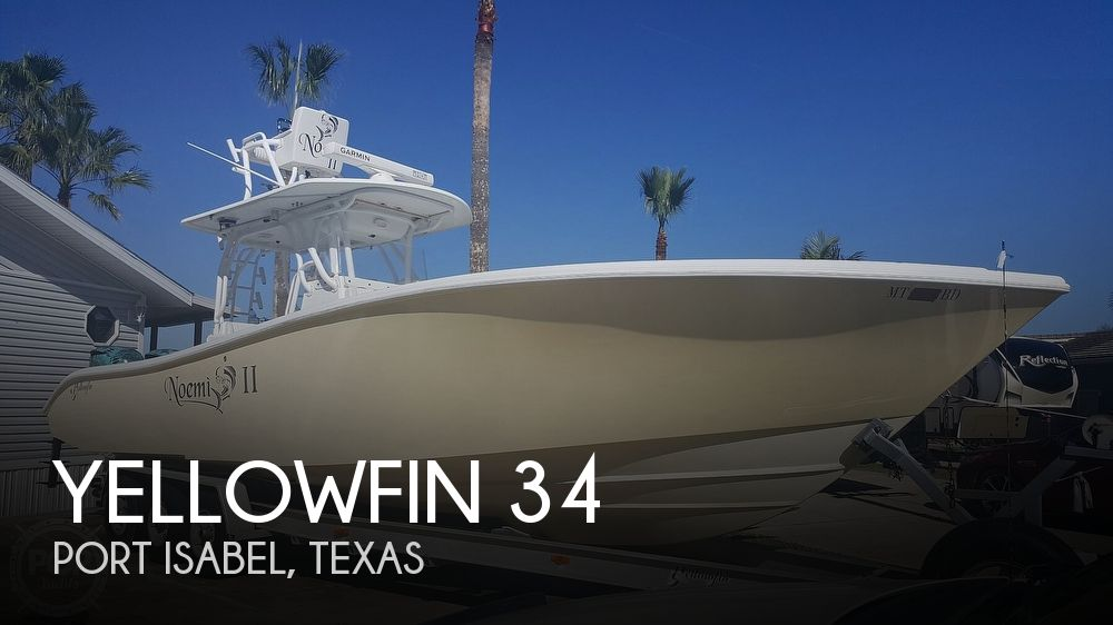 2009 Yellowfin 34 Offshore