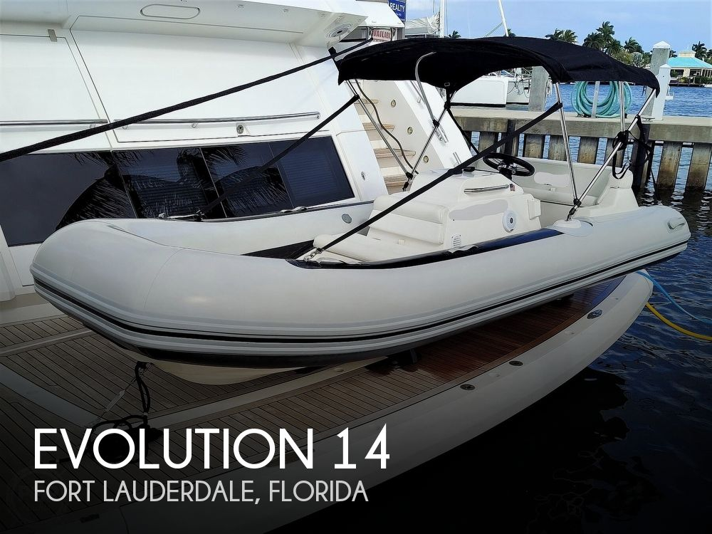 2017 Evolution boat for sale, model of the boat is 14 & Image # 1 of 40