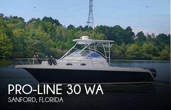 Used Pro-Line Boats For Sale by owner | 2003 Pro-Line 30