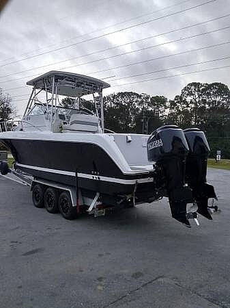 2003 Pro-Line boat for sale, model of the boat is 30 & Image # 2 of 40